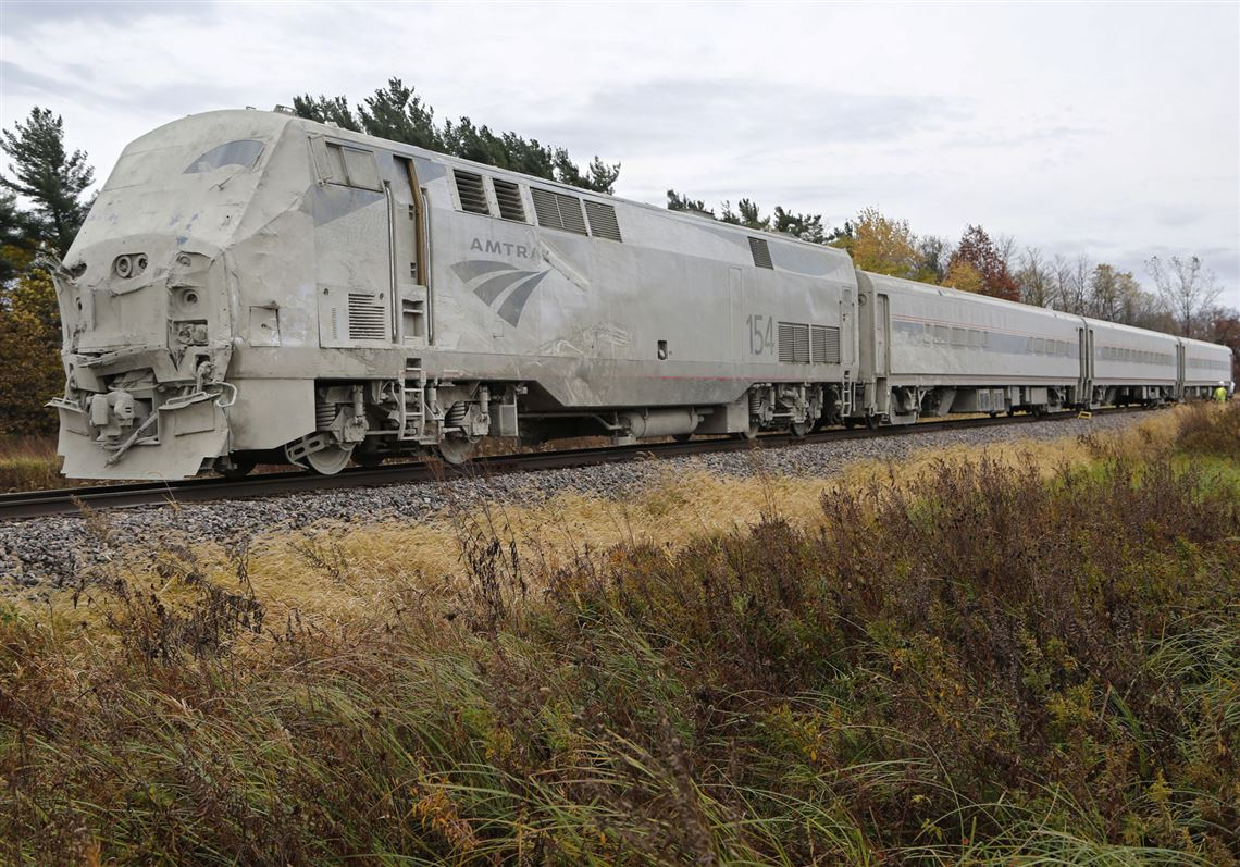 Several hurt in Indiana Amtrak-truck crash | Toledo Blade