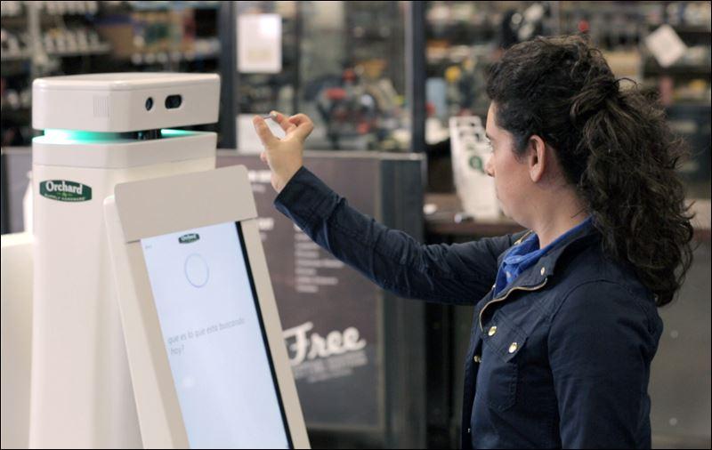 Lowe 39 s debuts customer service robots in store toledo blade - Lowes in toledo ...