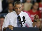 President Barack Obama will campaign for Democrats in Michigan on Saturday.