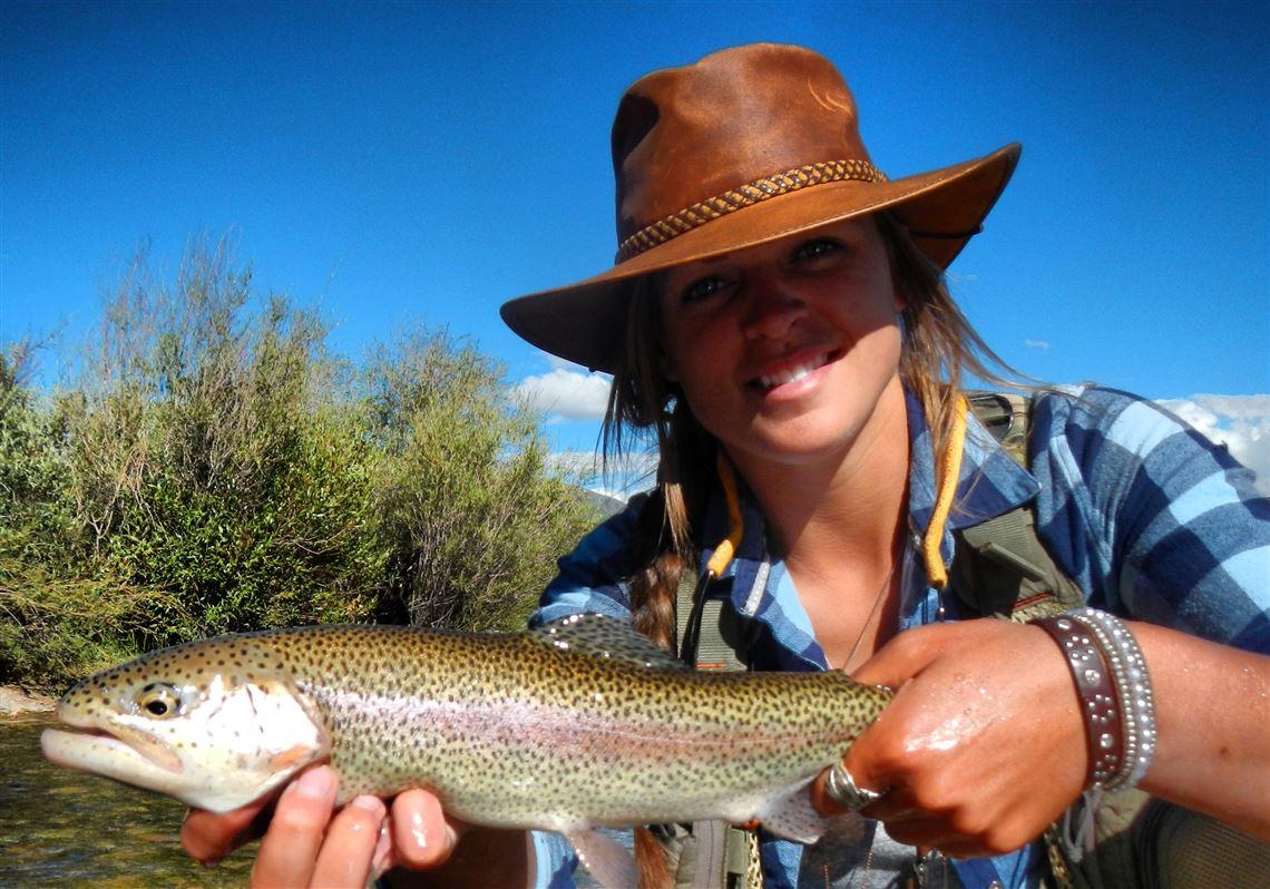 455b915e03952 Fly fishing paints bright future for Hertzfeld