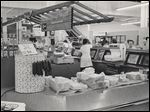 The Tiedtke's Cheese Counter in this 1972 file photo.