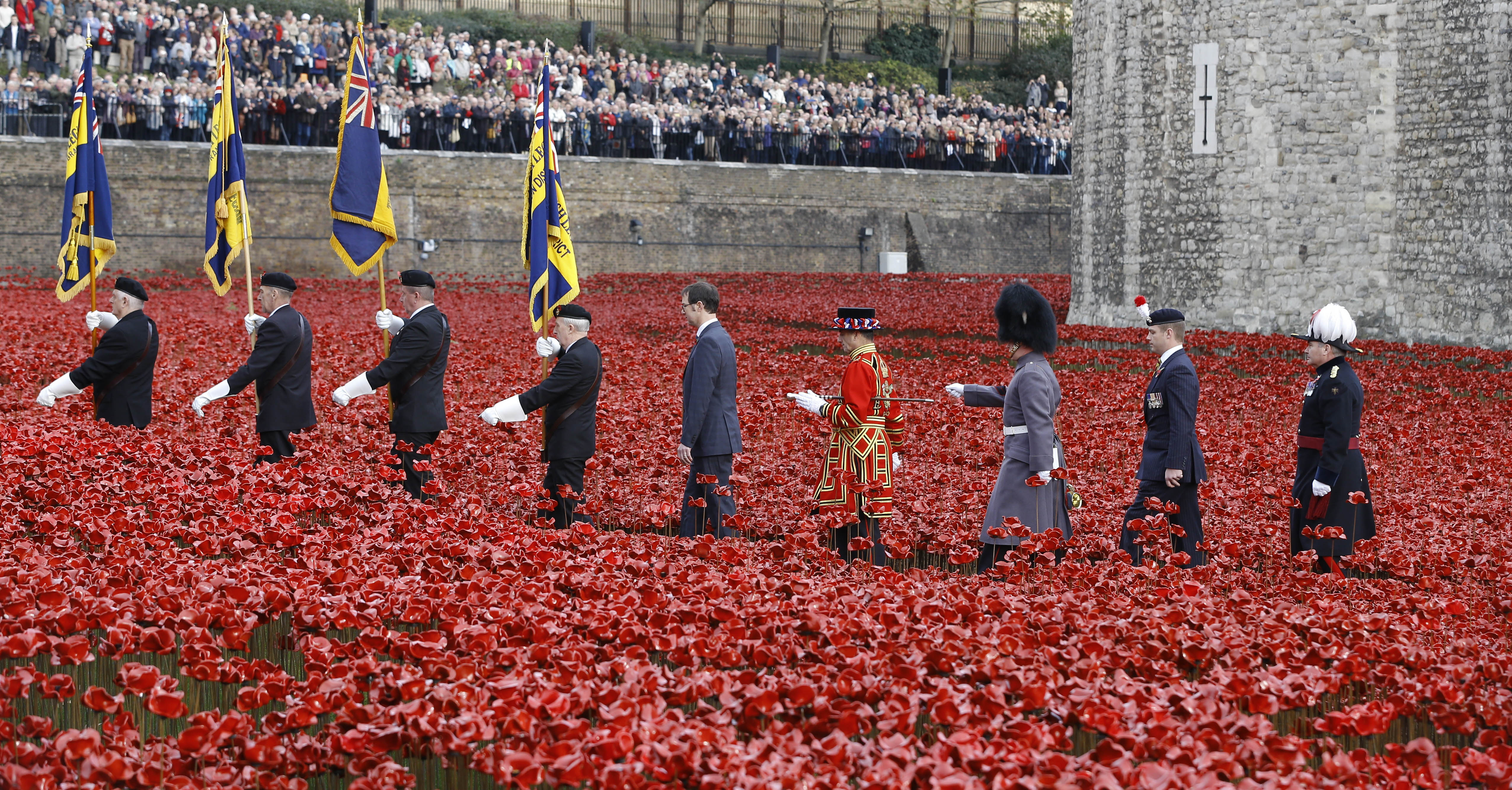 Europe Remembers Armistice Day With Ceremonies The Blade