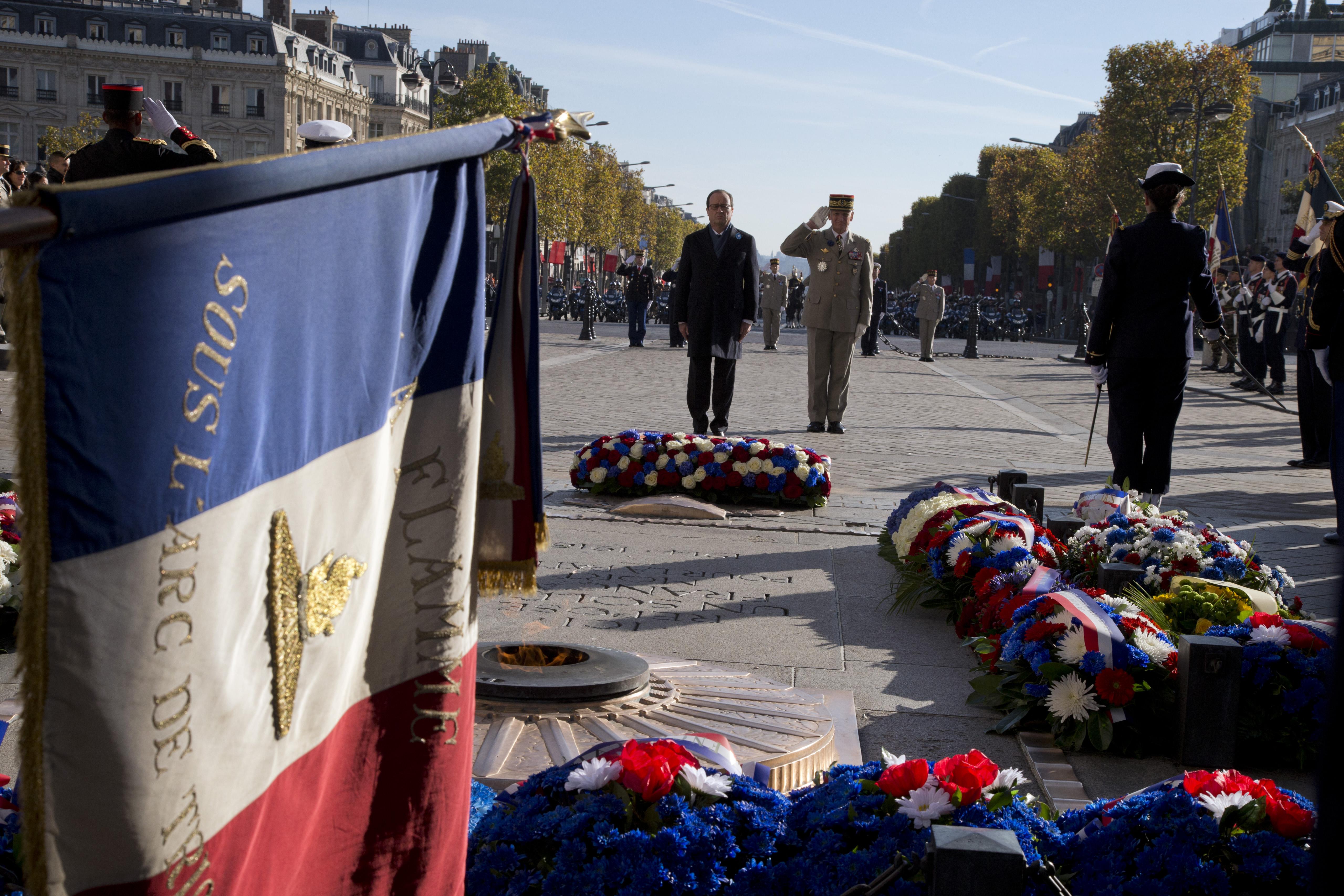 Europe remembers Armistice Day with ceremonies - The Blade