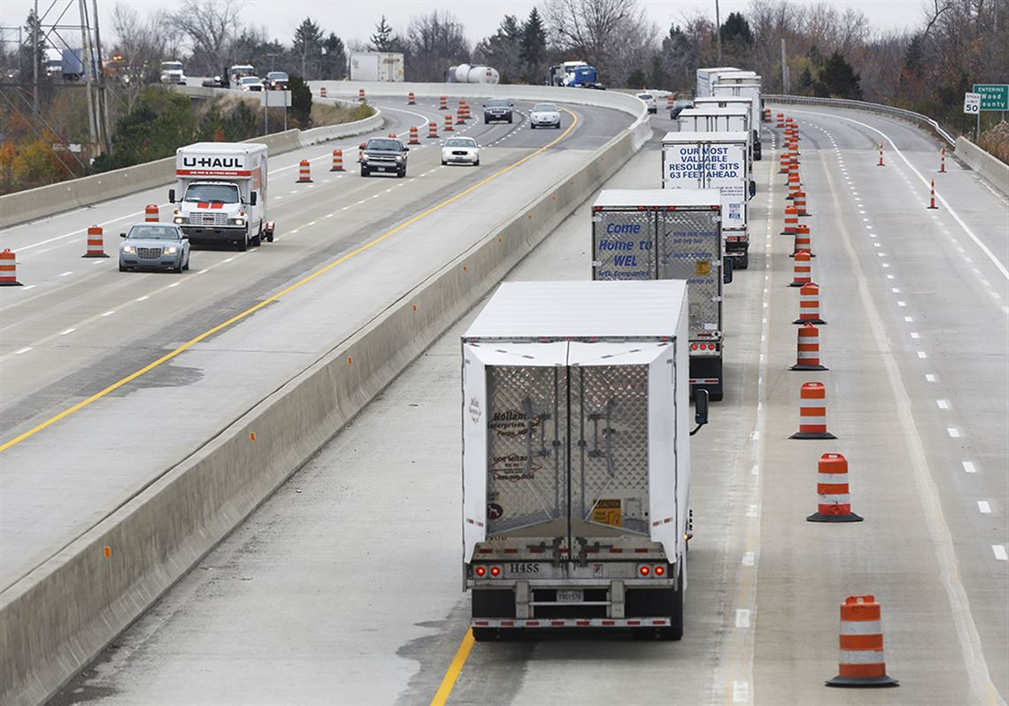 2 decades later, widening of turnpike finally finished | Toledo Blade
