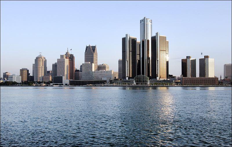 Detroit River A Suspect In Lake Erie Algal Growth