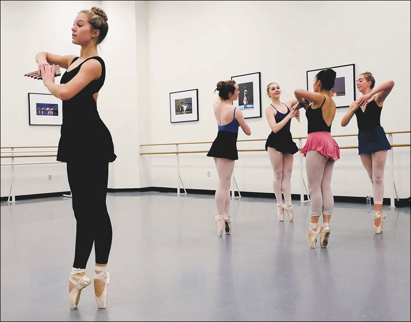 Toledo Ballet to add life to Degas exhibit - Toledo Blade