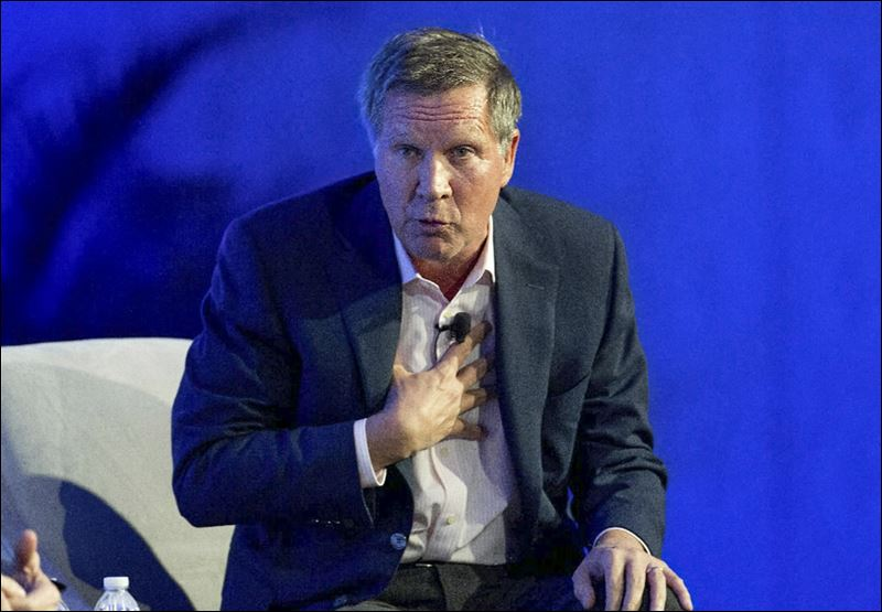 Ohio Gov. John Kasich potential presidential candidate ...
