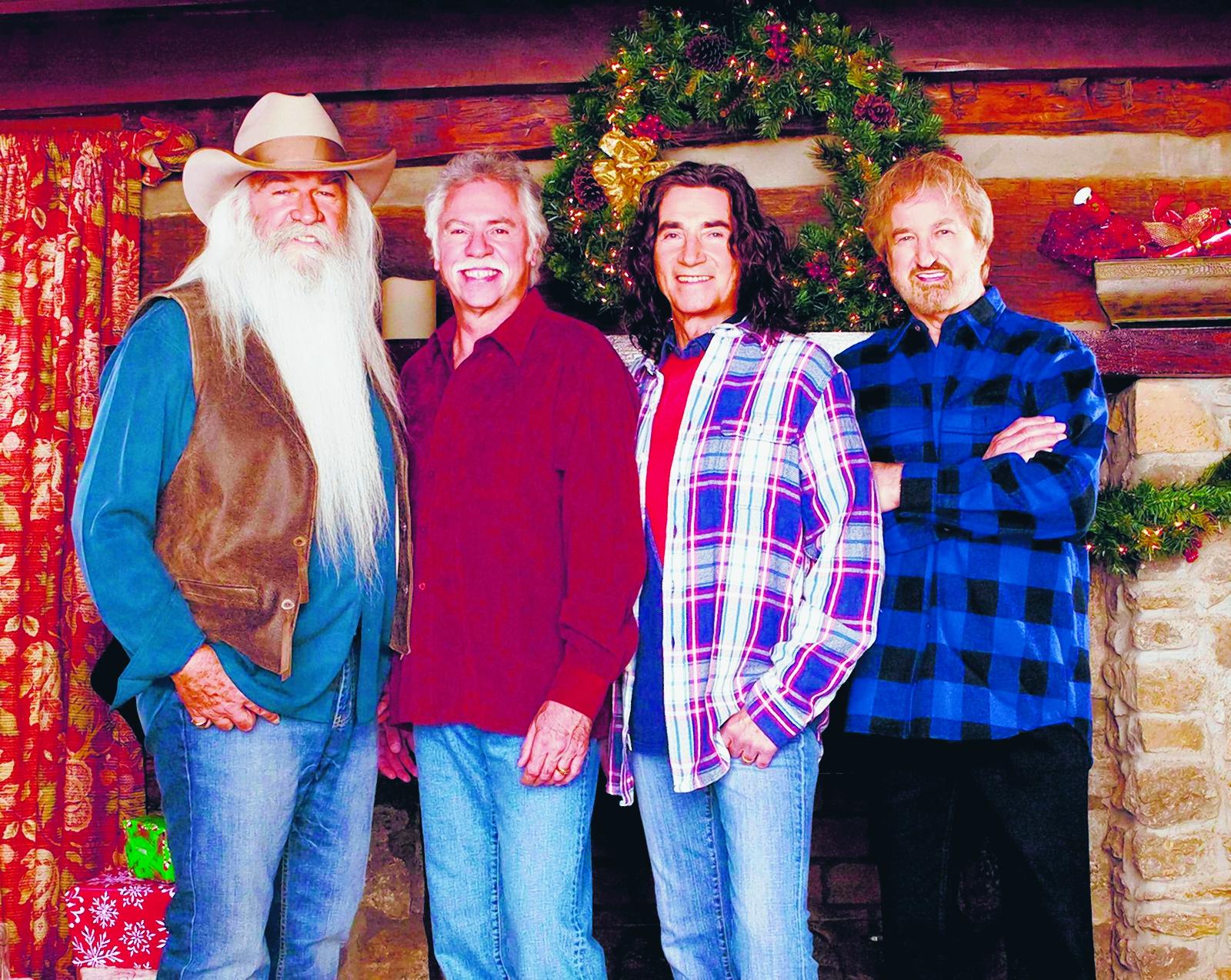 Oak Ridge Boys bringing Christmas to Stranahan Theater on Monday ...