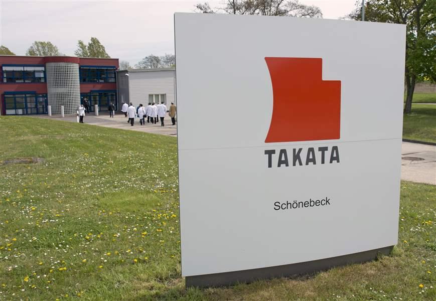 Takata Schönebeck