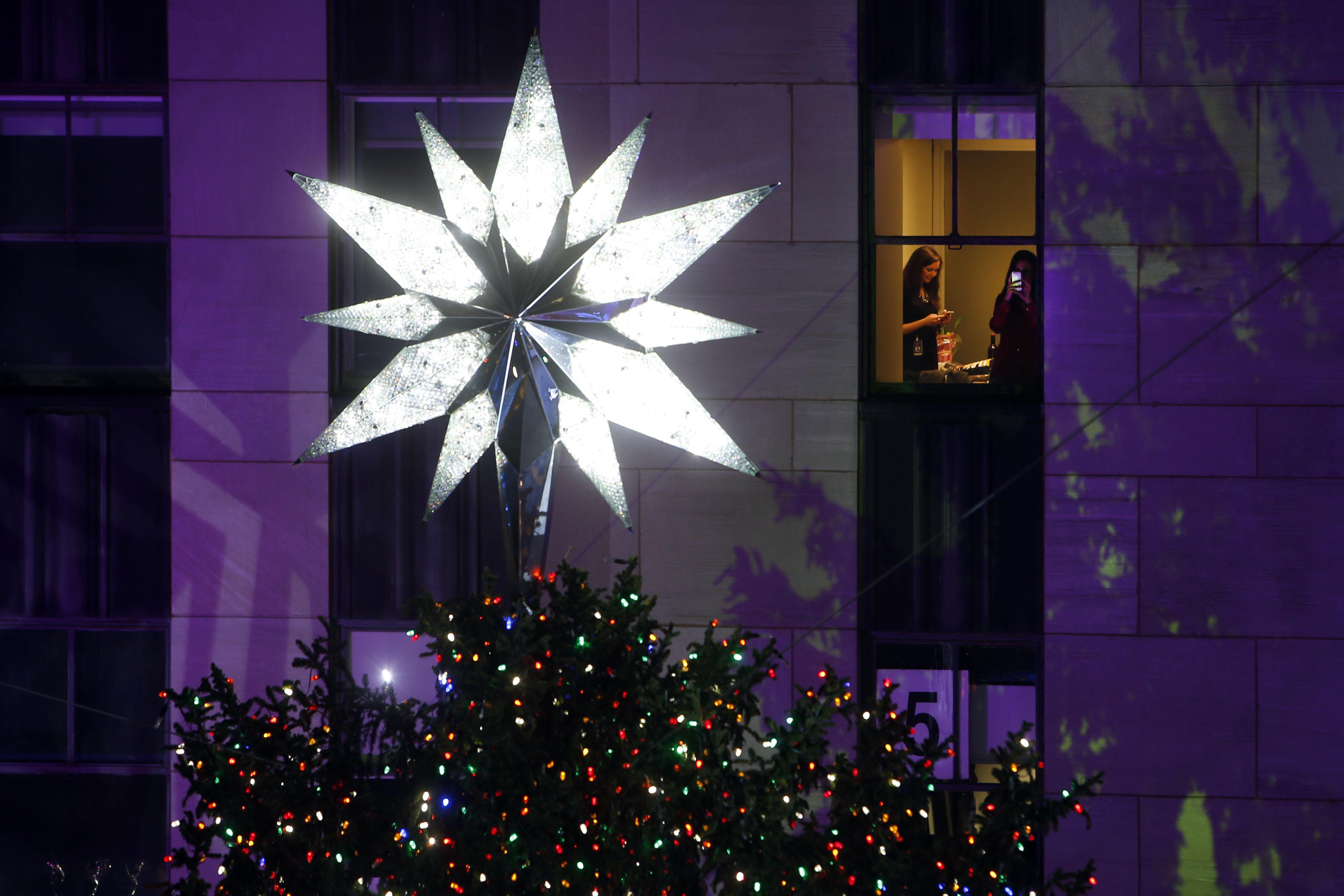 Energy Efficient Christmas Lights