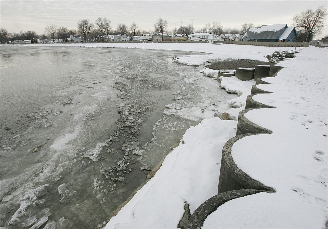 End to low water levels predicted for Great Lakes by U S