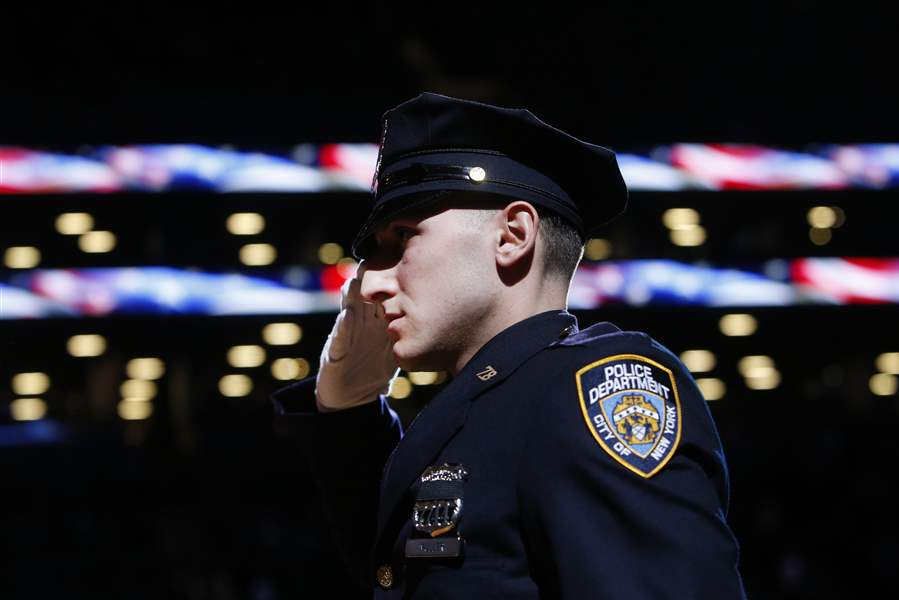 the debate over a police officers right to use force