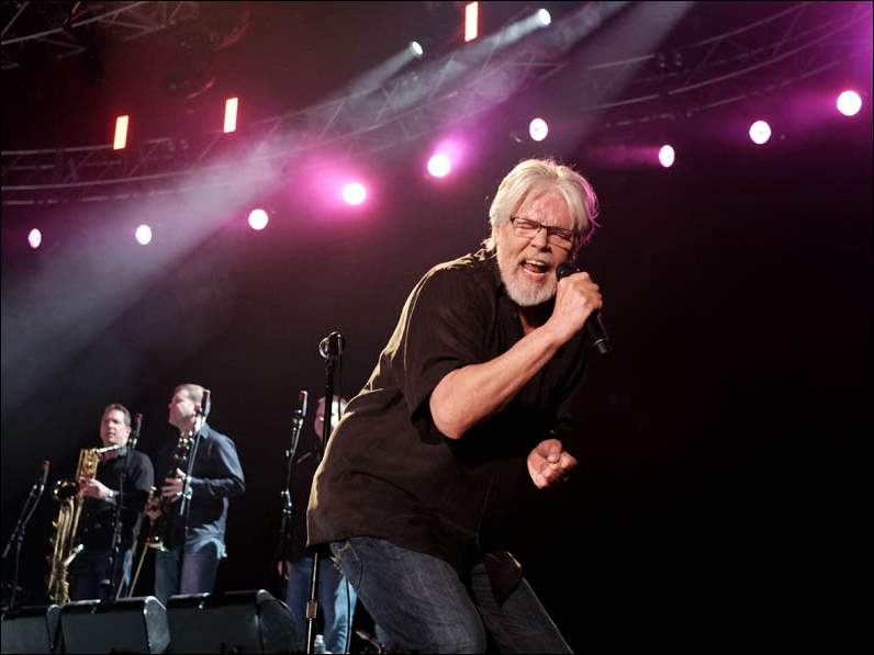 Bob Seger performs Tuesday, 01/20/15, at the Huntington Center in Toledo, Ohio.