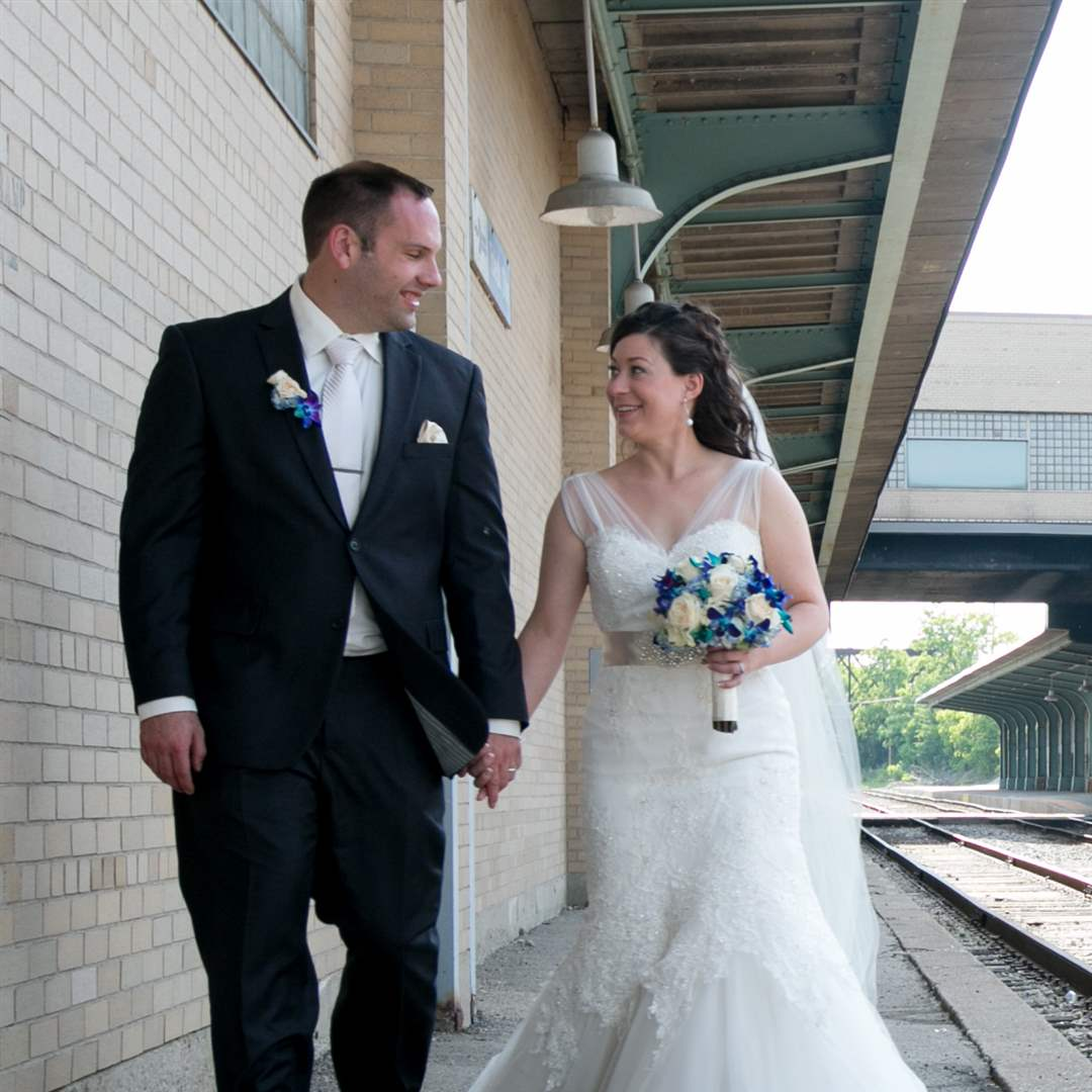 Patricia corrigan wedding