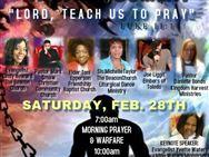 Prophetic Prayer and Warfare Summit