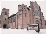 Beacon Church Tuesday, 02/03/15  in Toledo, Ohio.