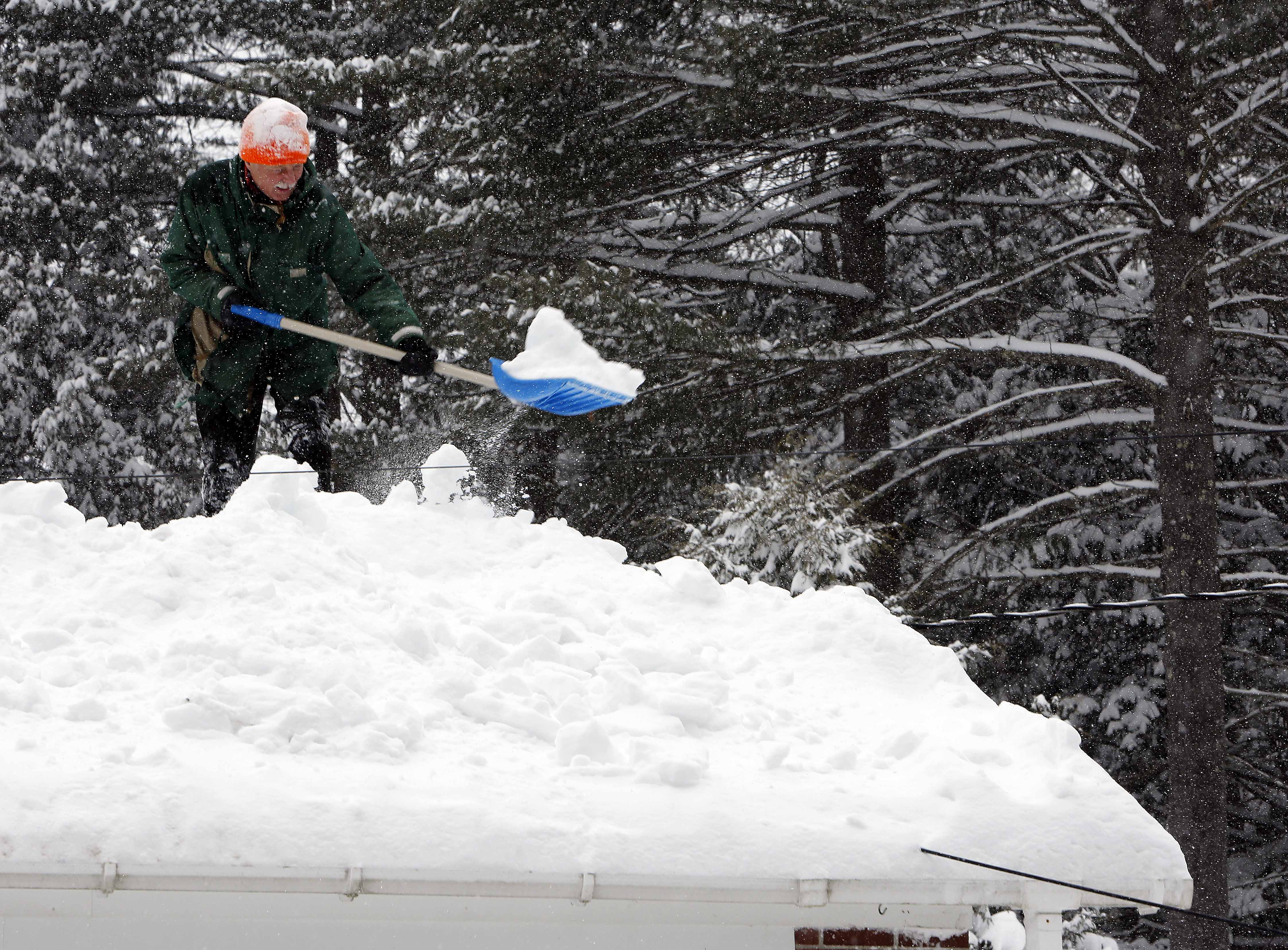 Every Day We Re Shoveling Latest Winter Storm Could Dump
