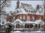 The Mansion View Inn most recently operated as a bed and breakfast. Now it will return to being a single-family home.