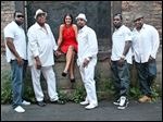 Rhythm and blues group Fu5ion Band performs Saturday at Hollywood Casino Toledo.