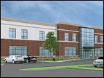 Mercy plans to join with partner the Toledo Clinic and Toledo Cardiology Consultants to construct a $9.7 million, 40,000-square-foot medical office building on Navarre Avenue.