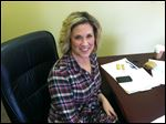 Laura Glover has been named the Sylvania chamber's executive director.