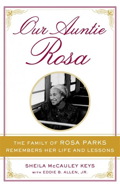 rosa parks a hero and legend in my book