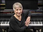 Lynda Dunn, 74, who says she has been playing piano for 70 years, will be the piano soloist in the Owens Community College Concert Band's free show March 8 in the school's Center for Fine and Performing Arts, Perrysburg Township.