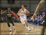 Liberty-Benton grad and former Ohio State Buckeye Aaron Craft is honing his skills with the Santa Cruz Warriors of the NBA Development League in the hopes of getting a shot in the NBA.