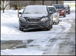 Sylvania City Council passed the ordinance Monday because vehicles along streets hinder work by snow-removal crews.