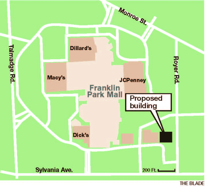 Franklin Park Mall plans new addition - The Blade