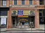 A. Rensch & Co. gourmet foods building, the oldest business in the same site in Toledo, was sold to developer David Ball.