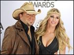 Jason Aldean and Brittany Kerr announced their engagement in September.