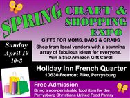 Spring Craft & Shopping Expo