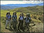 Women in the Wilderness is a program which includes backpacking across a section of the Great Smoky Mountains National Park. The event lasts from March through October.