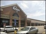Kroger plans to keep its store on Carronade Drive in Perrysburg open while the adjacent property is converted to a larger Marketplace store.