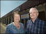 Linda and Tom Schweer's shop, Sewing Express, will relocate to a more visible area a quarter mile away at 5829 Monroe St.