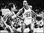 Truman Claytor was a key player in the Kentucky Wildcats' run to the national title in 1978. The 1975 Scott High School graduate scored eight points and added three assists in Kentucky's 94-88 victory over Duke.