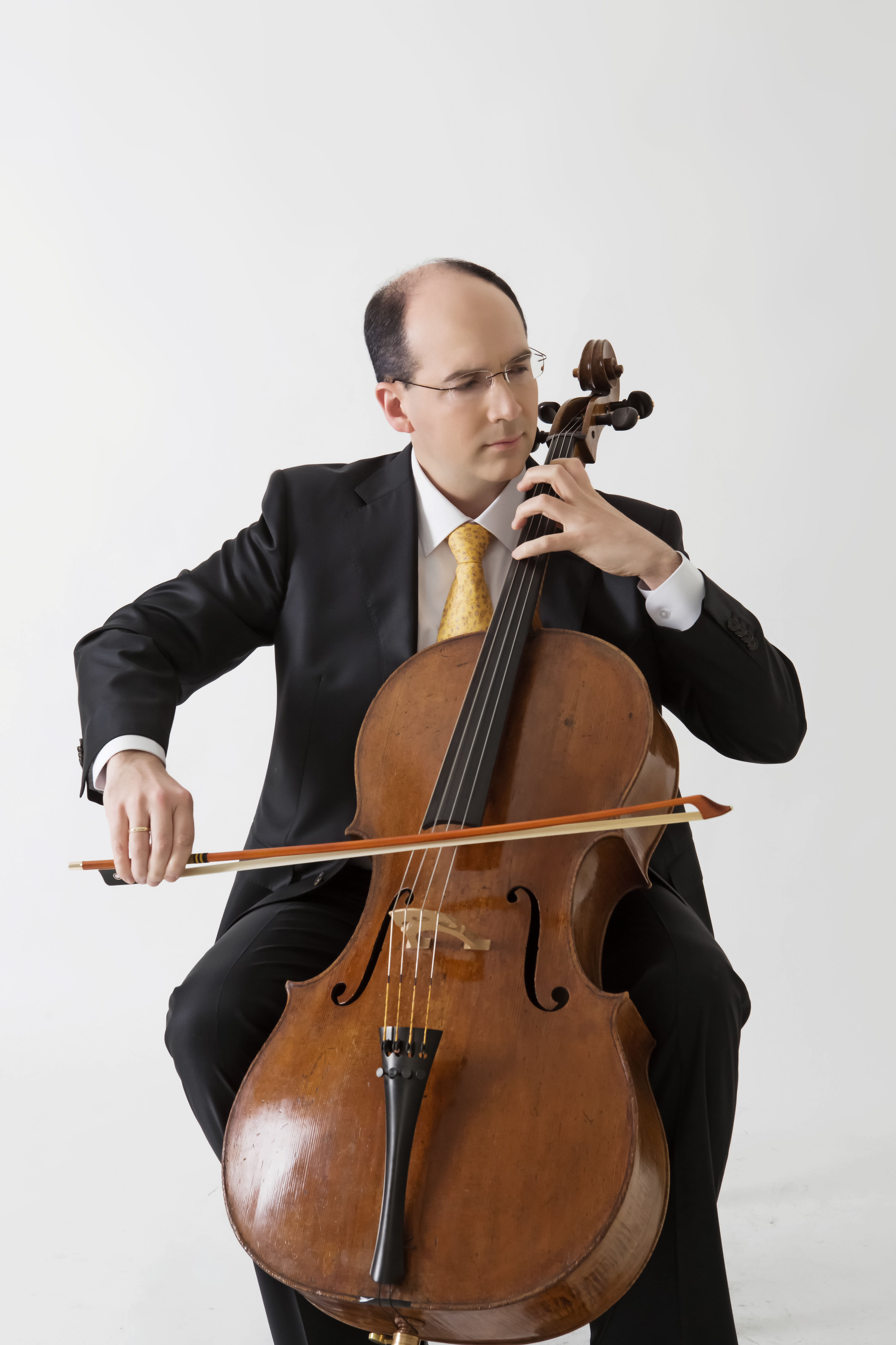 Famed Cellist To Perform With Symphony The Blade
