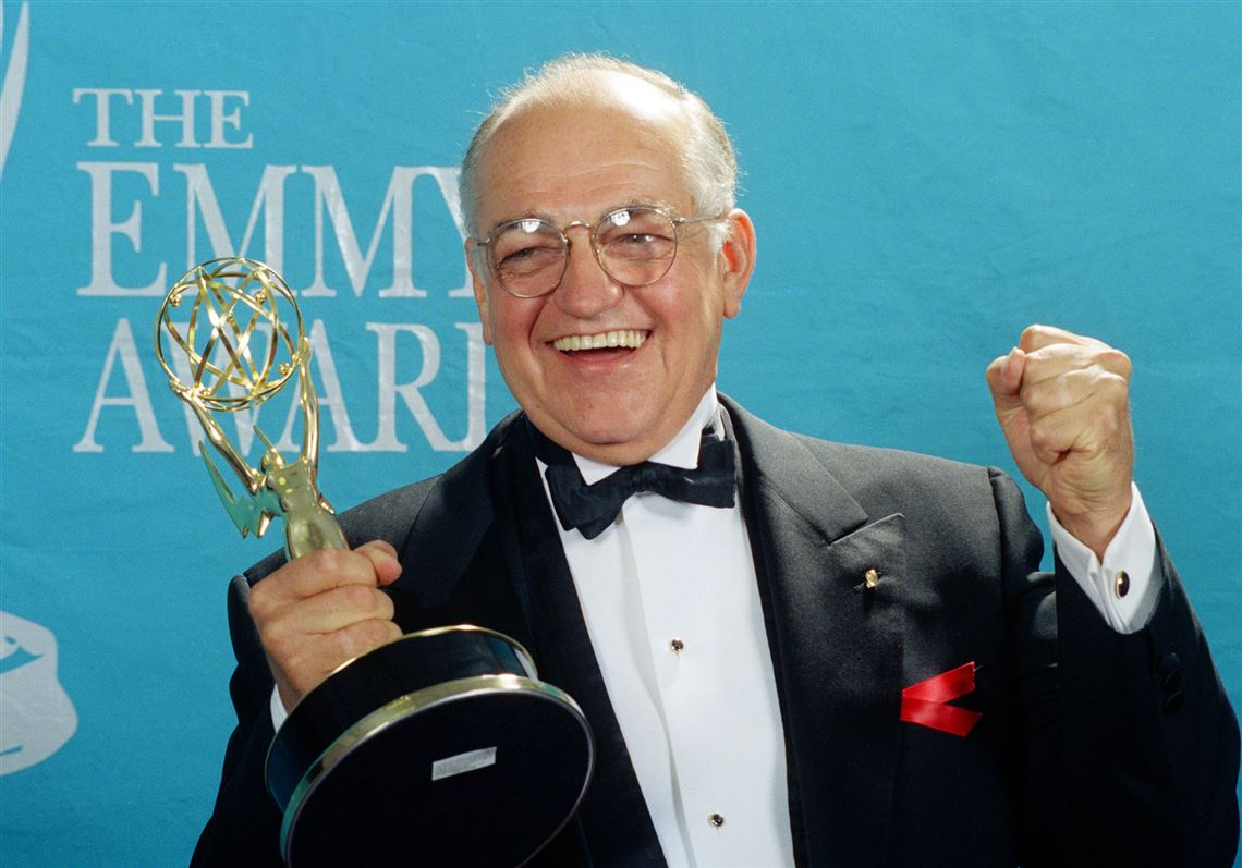Richard Dysart Who Played Senior Partner Leland Mckenzie In L A Law Dies At 86 The Blade