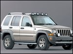 The 2005 Jeep Liberty Renegade.
