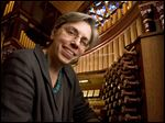 Grammy-nominated organist Gail Archer will perform April 26 at the Monroe Street United Methodist Church.