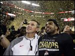 Ohio State head coach Urban Meyer signed a contract extension with the Buckeyes.