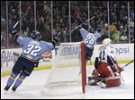 The Toledo Walleye begin the ECHL playoffs tonight.