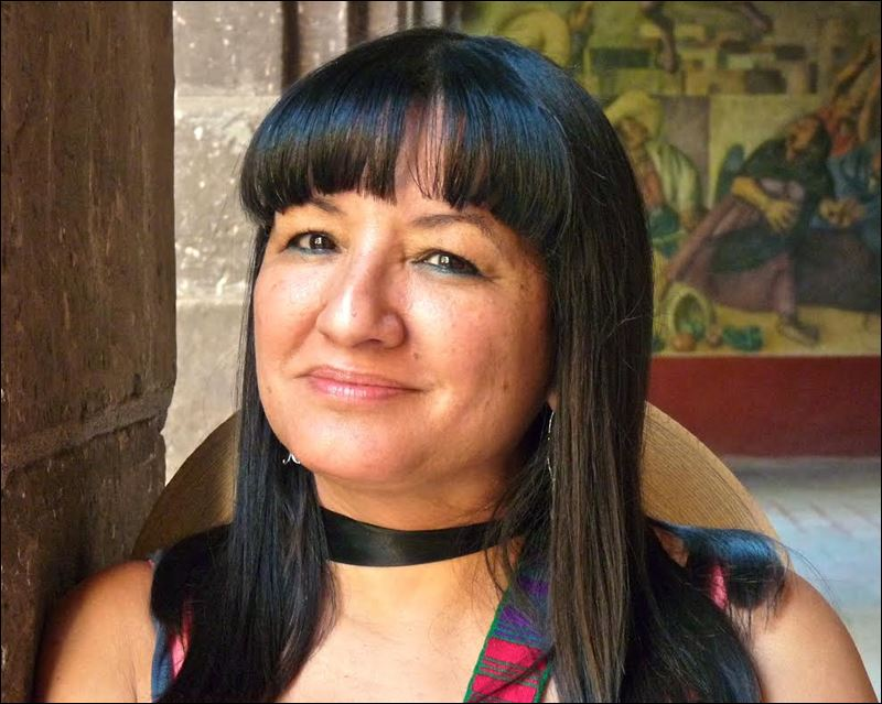 Of two world views: Sandra Cisneros promotes understanding ...