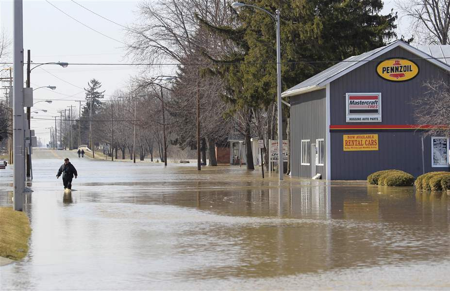 Forum Will Look At Plans To Stem Flooding Of The Blanchard
