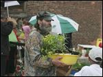 The 11th annual plant exchange takes place Saturday at the Toledo-Lucas County Library.