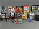 The 15 finalists nominated for the World Video Game Hall of Fame.