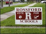 Voters in the Rossford school district are being asked to approve a five-year, 5.9-mill levy that would generate $2 million annually. District officials say the tax increase is needed to avert more budget cuts.