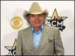 Dwight Yoakam, seen here last month at the Academy of Country Music Awards.