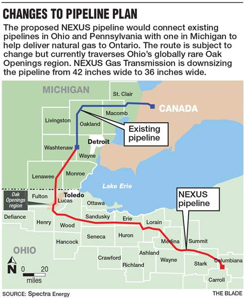 Feds issue report on Columbiana County gas pipeline
